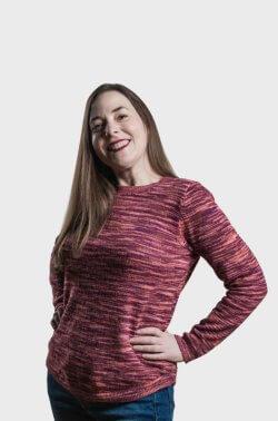 Amanda Moreau, Senior Designer