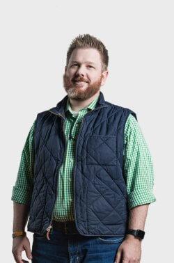 Chris Biggers, Account Executive