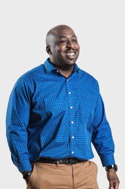 Jamal Gillespie, Front End Web Developer