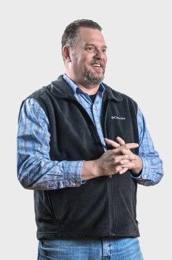Scott McCumber, FSO/CSSO